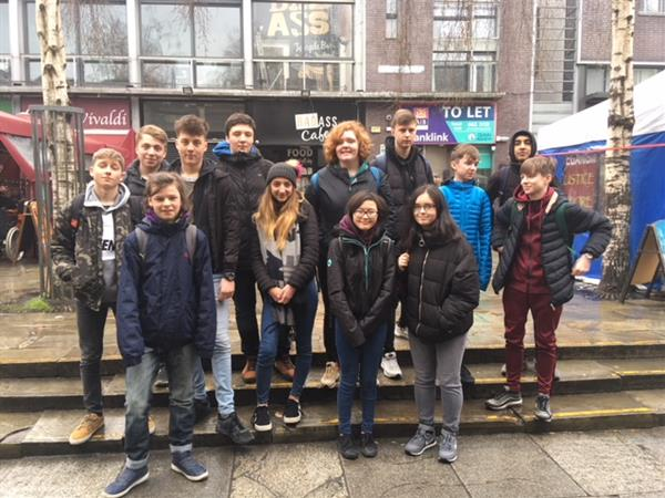 TY German Class Visit to IFI