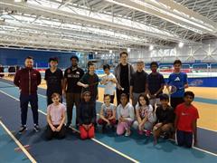 Badminton Trip