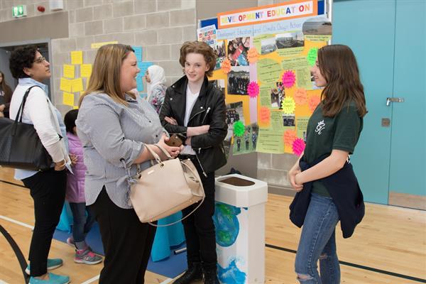 WorldWise Development Education Showcase Event 2018