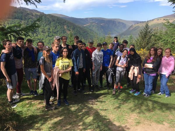Transition Year Trip to Glendalough