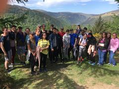 Transition Year Trip to Glendalough