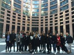 Euroscola - Student report on the trip to Strasbourg