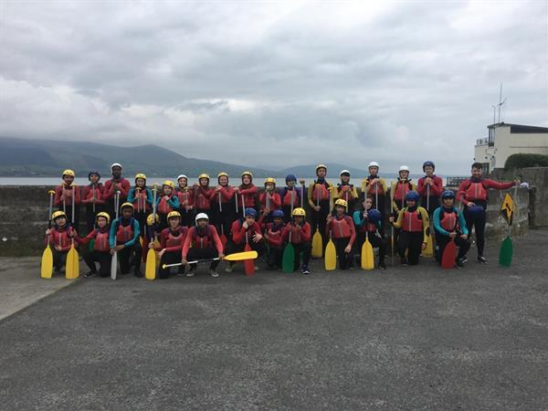 Student Report - 2nd Year Trip to Carlingford