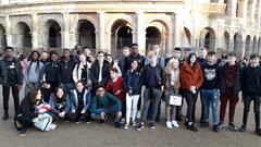 Senior Trip to Rome