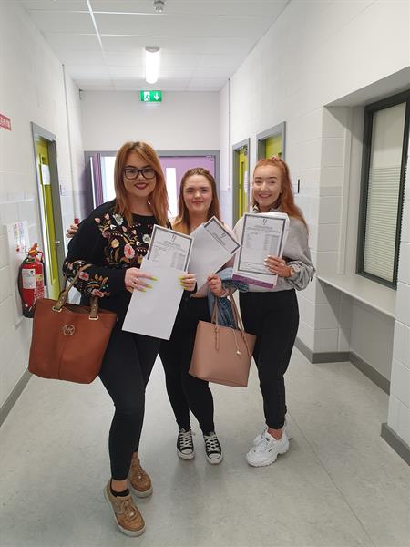 Best wishes to Leaving Certificate students 2019